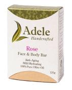 Rose Face and Body Bar