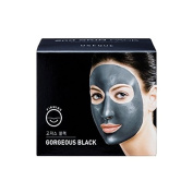 OSEQUE 2nd Skin Peel off Mask Pack 140g(#2 Gorgeous Black)/Firming/Get Model Skin Care at Home/100% Authentic direct from Korea/w Gift Sample