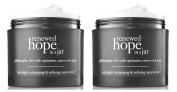 Philosophy Overnight Renewed Hope in a Jar Night Duo