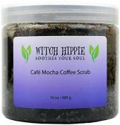 470ml Cafe Mocha Coffee Facial and Body Scrub By Witch Hippie