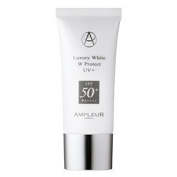Ampleur luxury white W protect UV plus SPF50+ PA++++