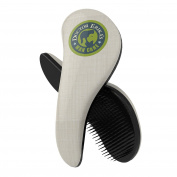 Doctor Erika's Detangling Beard Brush - Facial Hair Comb for Men