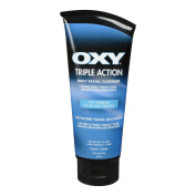 Oxy Triple Action Daily Facial Cleanser, 162ml