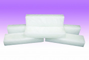 Waxwel blocks, lavender paraffin wax refill 0.5kg blocks
