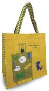 Shinzi Katoh Colour handle Tote Bag - break fast