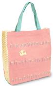 Shinzi Katoh Colour handle Tote Bag - hanabatake