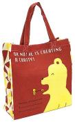 Shinzi Katoh Colour handle Tote Bag - bear