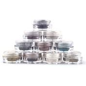 Cat Eye Magnetic Powder Chameleon Glitter 3D Nail Art Tips Decoration H88