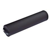 Full-Round Bolster, 60cm L x 11cm Dia, black