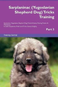 Sarplaninac (Yugoslavian Shepherd Dog) Tricks Training Sarplaninac (Yugoslavian Shepherd Dog) Tricks & Games Training Tracker & Workbook. Includes  : Sarplaninac Multi-Level Tricks, Games & Agility. Part 3