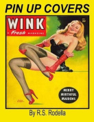 Pin-Up Magazine Covers Coloring Book