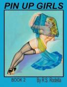 Pin-Up Girls Coloring Book 2