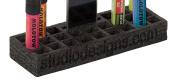 Studio Designs Modern Flexible Foam Table Top Organiser for Jumbo Marker
