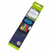 Homeford Double Ended Coloured Pencils, Multi-Colour, 6-Count