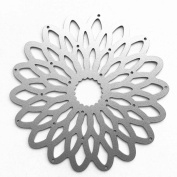 Souarts Sunflower Metal Cutting Dies Embossing Stencils for Album Card Scrapbooking Craft 1pc