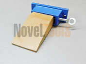 WOOD BENCH PIN ATTACHMENT WITH METAL HOLDER jewellery MAKING CRAFT HOBBY TOOL (10E) NOVELTOOLS