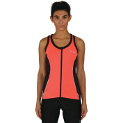 Dare 2b Womens/Ladies Outplay II Polyester Sleeveless Cycling Jersey