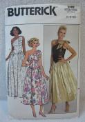 Butterick Pattern 3582 - Misses' Dress