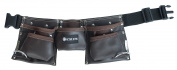 Active Kyds Leather Kids Tool Belt / Child's Tool Pouch for Costumes Dress Up Role Play