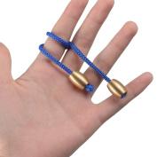 Cornmi Finger tips Yo-yo Begleri, Fidget Beads Finger Toy EDC Movement Extreme Aluminium Alloy Spinner For Anti Stress