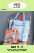 The Fat Quarter Gypsy Bag It Up Pattern