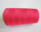 3000 Yards Hot Pink Reel 40s 2 402 Tex 27 Tickets Size 120 Spools Polyester PP SP Sewing Thread Hand Machine industrial Embroidery Yarn Quilting Serger Clothes