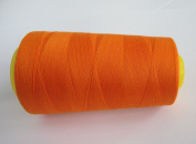 3000 Yards Tangerine Reel 40s 2 402 Tex 27 Tickets Size 120 Spools Polyester PP SP Sewing Thread Hand Machine industrial Embroidery Yarn Quilting Serger Clothes