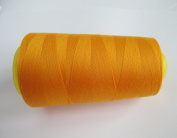 3000 Yards Orange Reel 40s 2 402 Tex 27 Tickets Size 120 Spools Polyester PP SP Sewing Thread Hand Machine industrial Embroidery Yarn Quilting Serger Clothes
