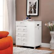 Comfortscape Jodii Rolling Storage Cabinet