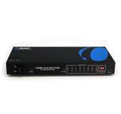 Orei 1x16 2.0 HDMI Splitter 2 Ports with Full Ultra HDCP 2.2, 4K at 60Hz & 3D Supports EDID Control - HDY-1016