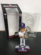 Addison Russell Chicago Cubs 2016 World Series Trophy Limited Edition Bobblehead