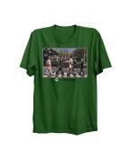 I Love Boston Sports Tees - Green Line