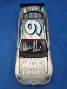 MARCOS AMBROSE SIGNED Autographed 2012 MAC TOOLS FROST 1/24 Diecast COA - Autographed Diecast Cars