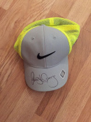 Rory McIlroy Autograph Nike Golf Hat. Signed JSA - Autographed Golf Equipment