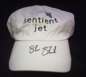 Steve Stricker Autograph Signed Sentient Jet Golf Imperial Hat Certified - JSA Certified - Autographed Golf Equipment
