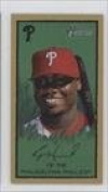 Ryan Howard (Baseball Card) 2008 Topps Heritage - T205 Mini #HTCP10