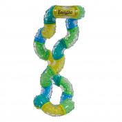 Tangle Brain Tools Think Sensory Fidget Toy, Yellow Blue