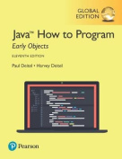 Java How to Program, Early Objects, Global Edition