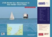 Imray Chart Atlas 2120 North Sea - Nieuwpoort to den Helder 2017