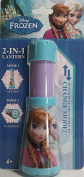 Disney Frozen 2-In1 Lantern