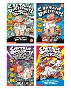 Captain Underpants Movie Box Set 1-4