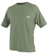 O'Neill Wetsuits UV Sun Protection Mens 24-7 Tech Short Sleeve Crew Sun Shirt