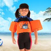 Heyous Toddler Puddle Jumper Lifejackets Best Life Jackets Vest for Kids 14-32kg