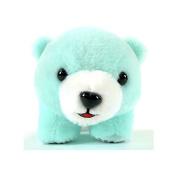 AMUSE Marukuma Polar Bear 13cm Plush Toy Heart Collection