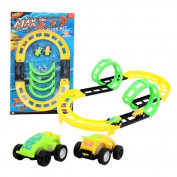 Four Seasons General Merchandise Max Speed Race Track Play Set
