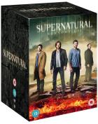 Supernatural: Seasons 1-12 [Region 2]