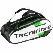 Tecnifibre Squash Green 12 Racquet Bag