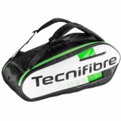 Tecnifibre Squash Green 9 Racquet Bag