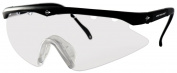 Dunlop L-Armour Protective Eyewear Squash Protective Goggles - Black, Childrens