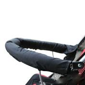 Asdomo Baby Stroller Grip Cover Non-slip Mat Handle Sleeve Cover for Stroller Pram Buggy Handlebars